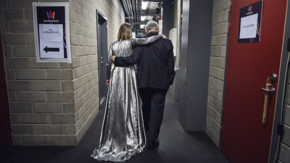 Programledarna kan bli den nya stridsfrågan i Melodifestivalen