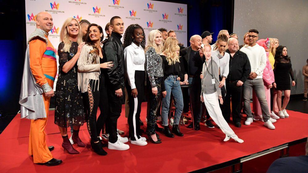 Artisterna i Melodifestivalen 2018: Hela listan – så blir deltävlingarna
