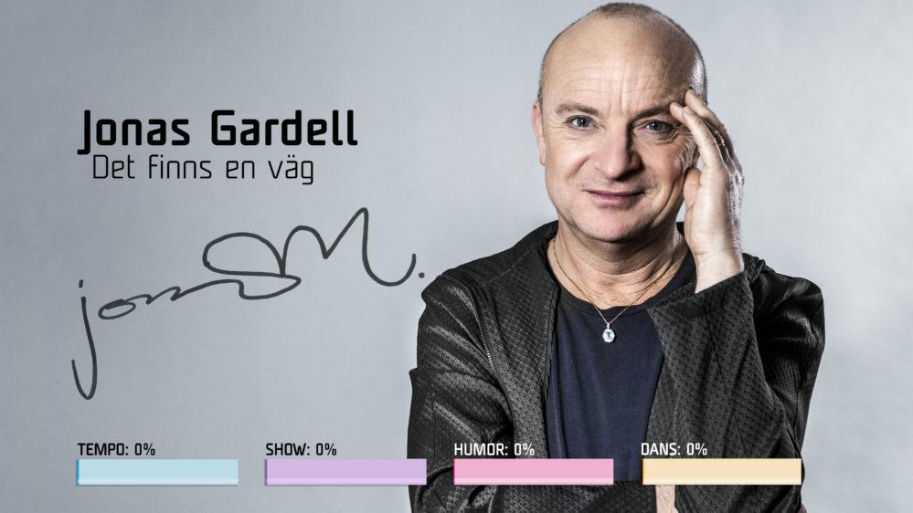 Bidragsbibeln: Jonas Gardell med Det finns en väg i Melodifestivalen 2018