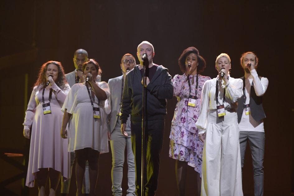 Jonas Gardell kräver frihet i Melodifestivalen2018