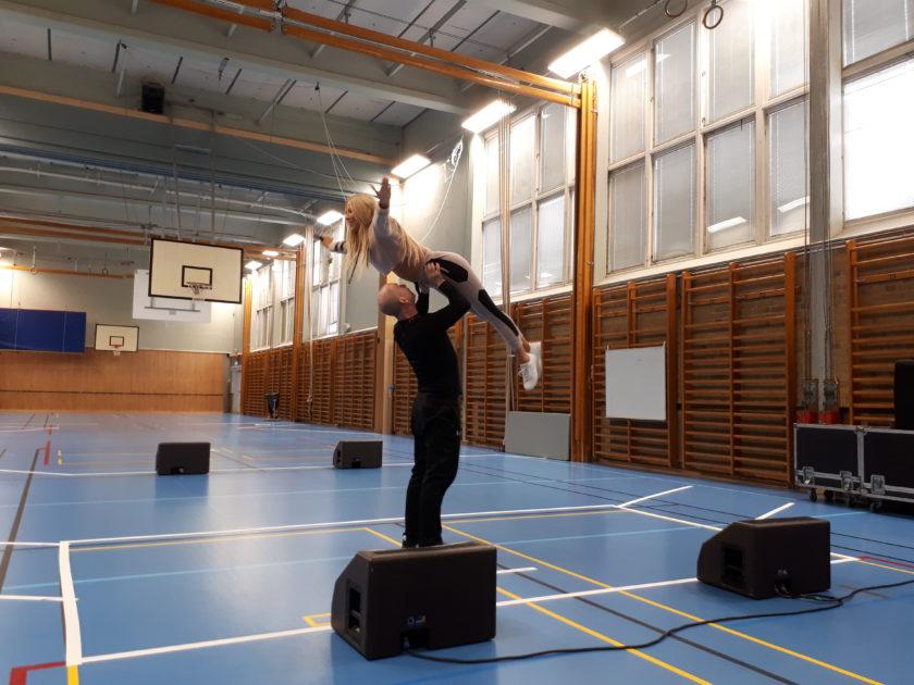 Så var dagens Andra chansen-repetitioner inför Melodifestivalen 2018 i Kristianstad