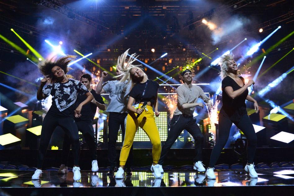 Melodifestivalen 2018 i Karlstad: Smygtitta på dagens repetitioner