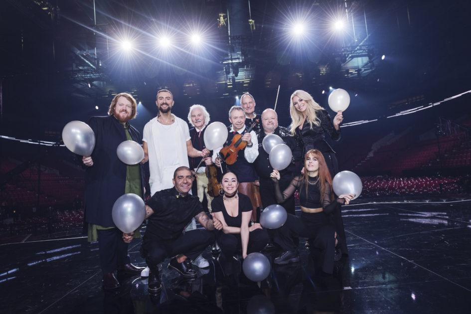 Lyssna på låtarna i Melodifestivalen 2018 i Malmö
