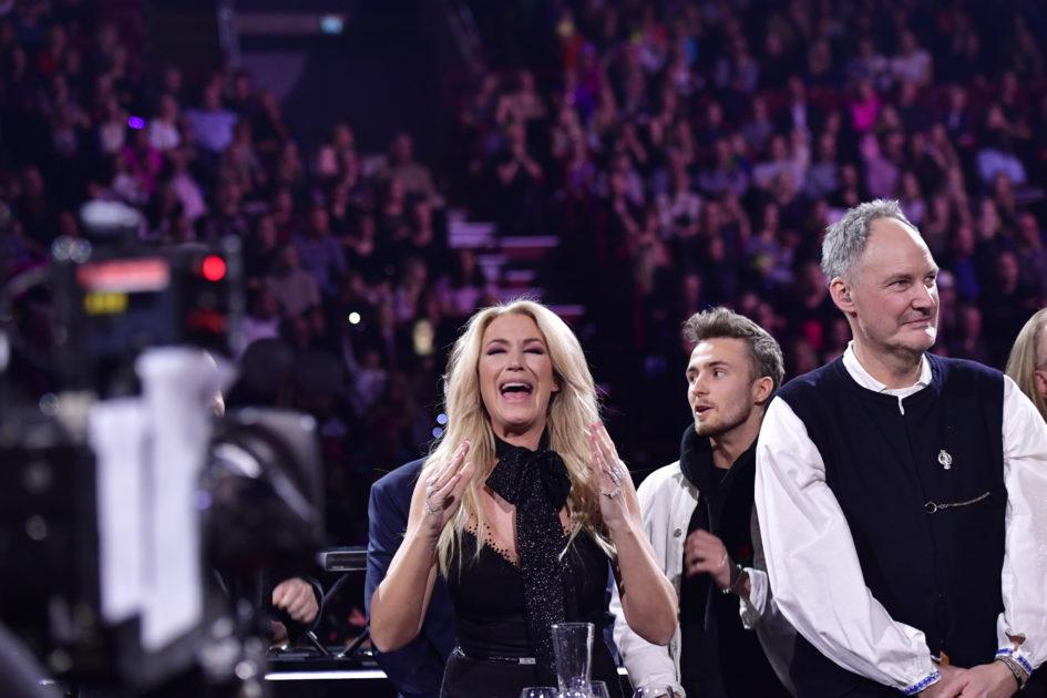 Jessica Andersson och Martin Almgren bröt alla trender i Melodifestivalen2018