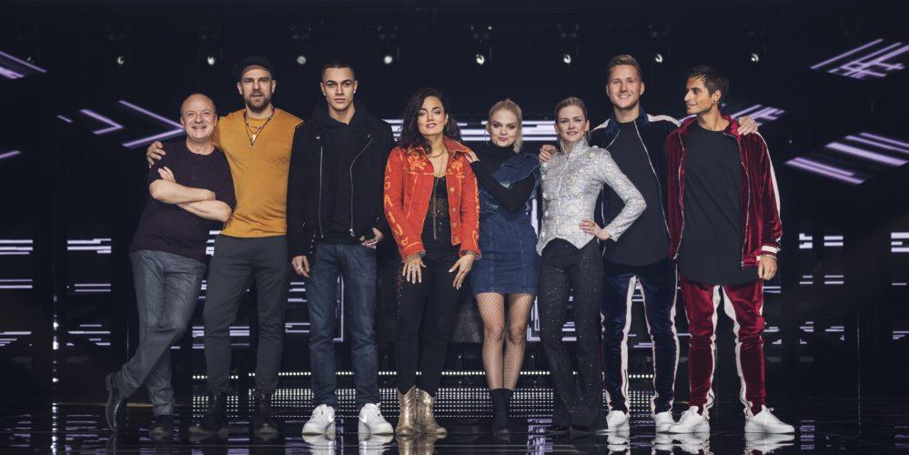 Smygtitta på artisternas bidrag i Melodifestivalen 2018 i Göteborg