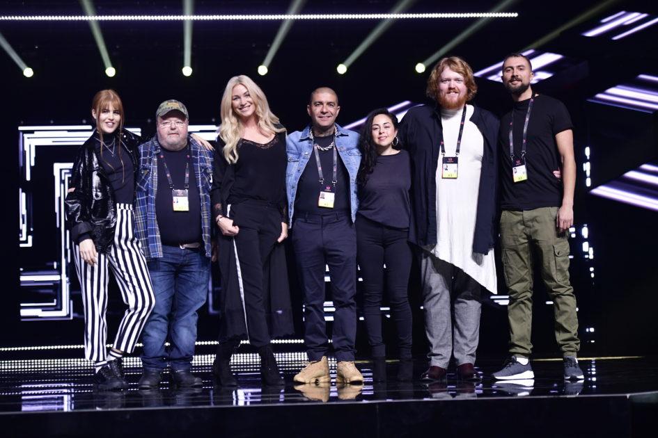 Smyglyssna på artisternas låtar i Melodifestivalen 2018 i Malmö
