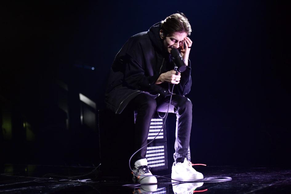Därför är Felix Sandman oddsfavorit i Andra chansen i Melodifestivalen 2018