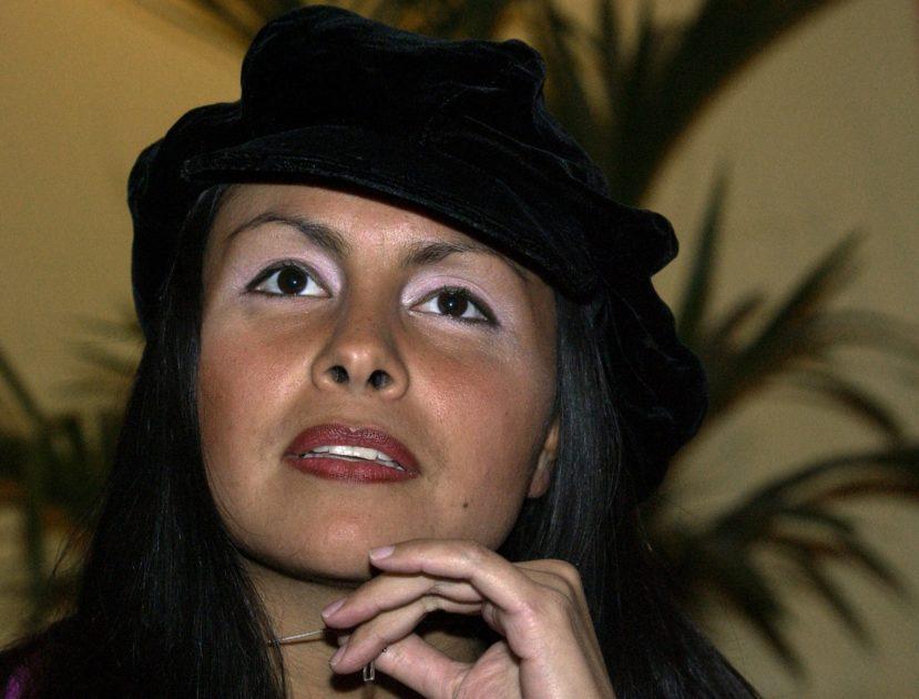 Melodifestivalartisten Javiera Muñoz död