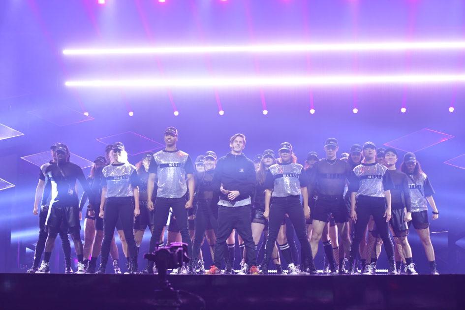 Eftermiddagens dolda Melodifestivalen 2018-genrep: Showen och finalformen