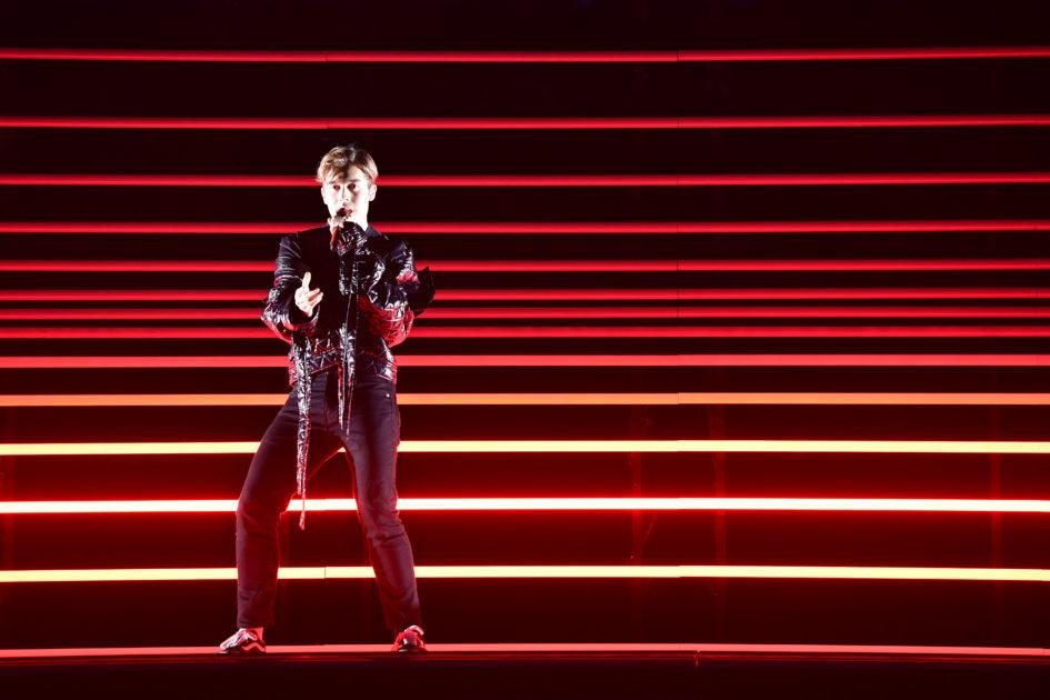 Benjamin Ingrosso stor favorit hos genrepspubliken inför Melodifestivalen 2018-finalen
