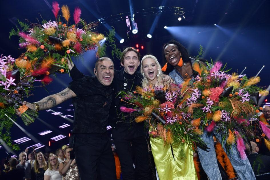 Andra chansen rörde om: Felix Sandman kan utmana om segern i Melodifestivalen2018