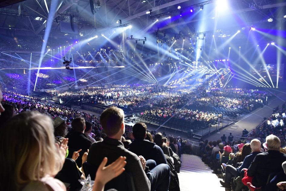 Tittarsiffrorna för Melodifestivalen 2018: Så många såg Benjamin Ingrosso vinna finalen
