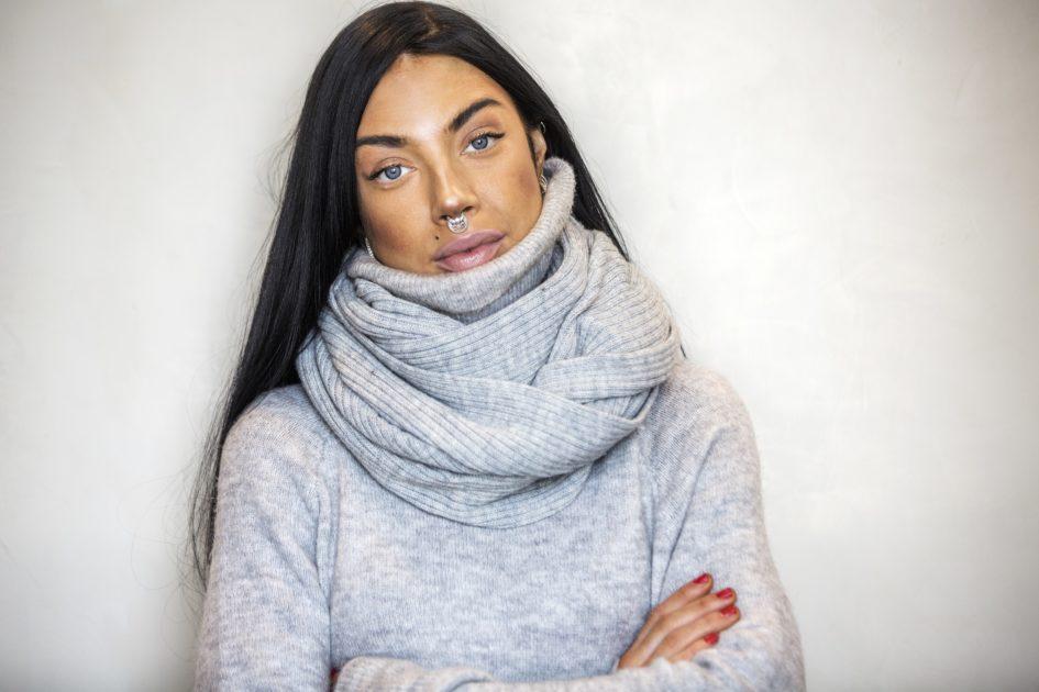 Maxida Märak gör om svensk klassiker till hiphop i Melodifestivalen2018