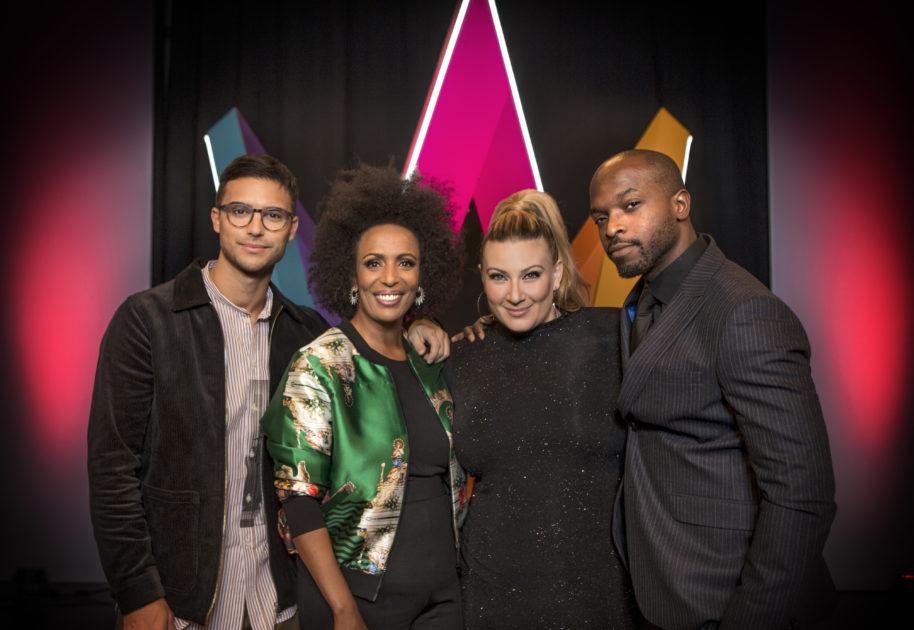 Rekord i modern tid – fyra programledare i Melodifestivalen 2019