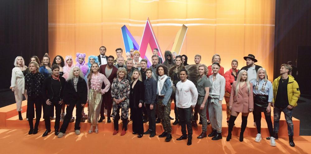 Skruvar upp förväntningarna inför Melodifestivalen 2019 – efter tunga frånfällena