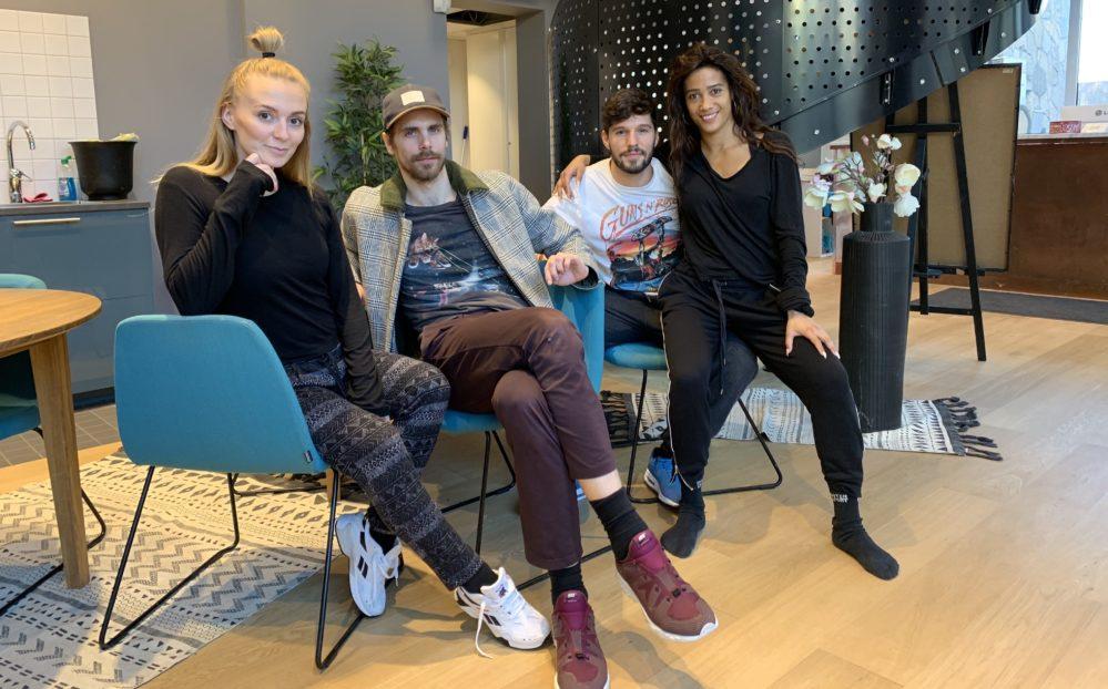 Här är Melodifestivalens husdansare 2019