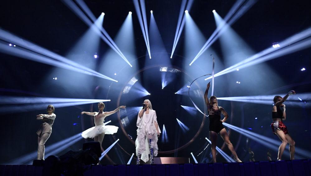 Så ska Rebecka Karlsson chefa över Melodifestivalscenen