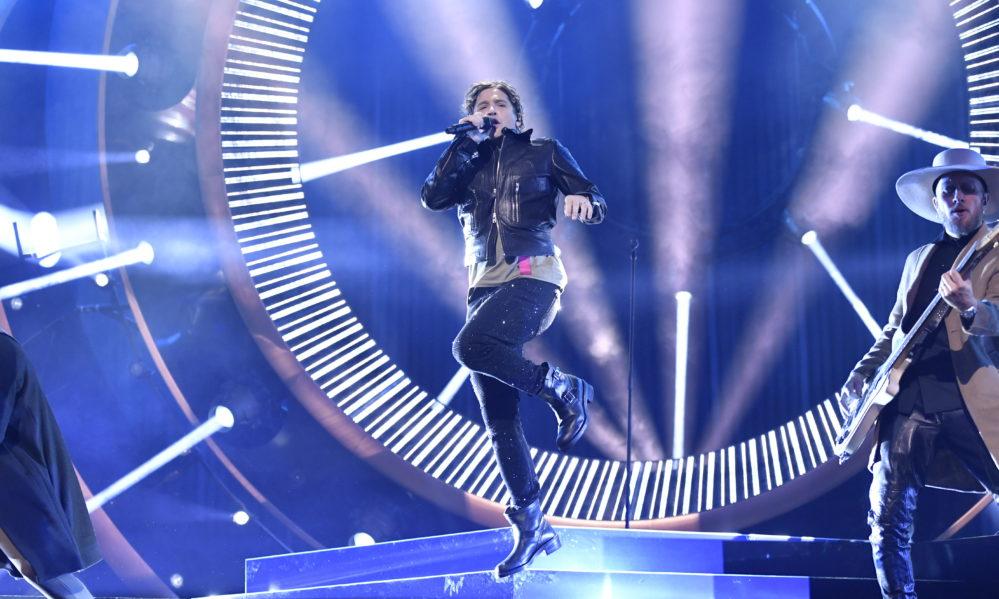 Andreas Johnson ska inleda Melodifestivalen 2019 i Malmö med hopp och ljus