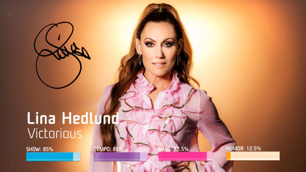 """Bidragsbibeln: Lina Hedlund med """"Victorious"""" i Melodifestivalen 2019"""