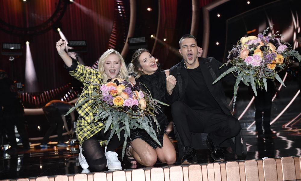 Spännande trendbrott efter Malmös deltävling i Melodifestivalen2019