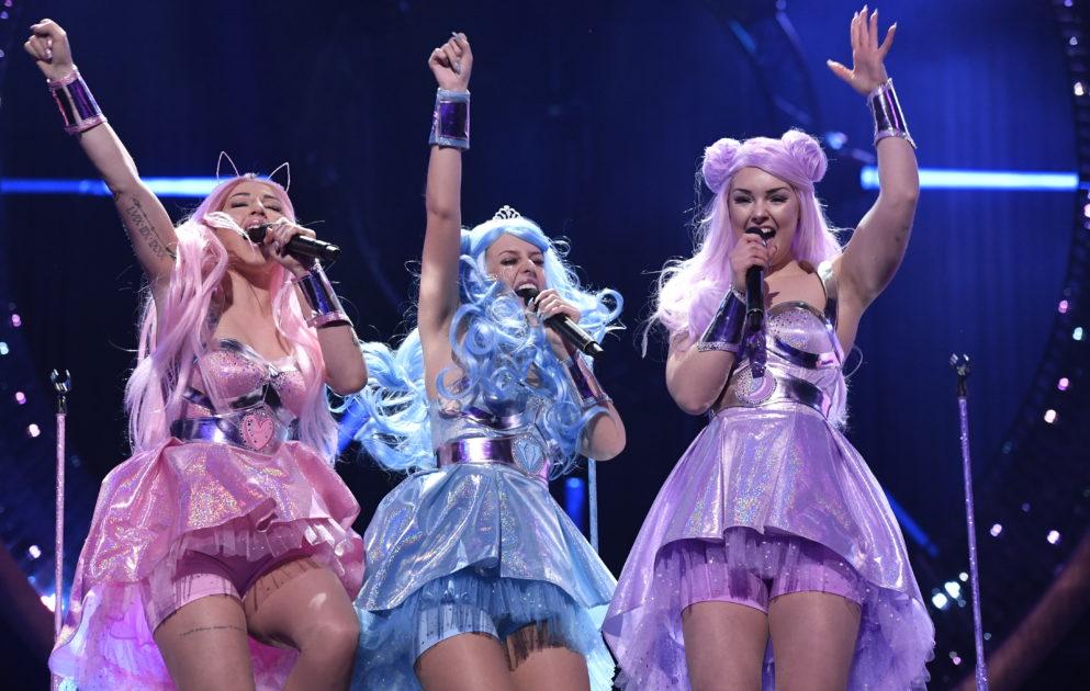 Dolly Style etta i skrälltät publikundersökning inför Melodifestivalen 2019 i Leksand