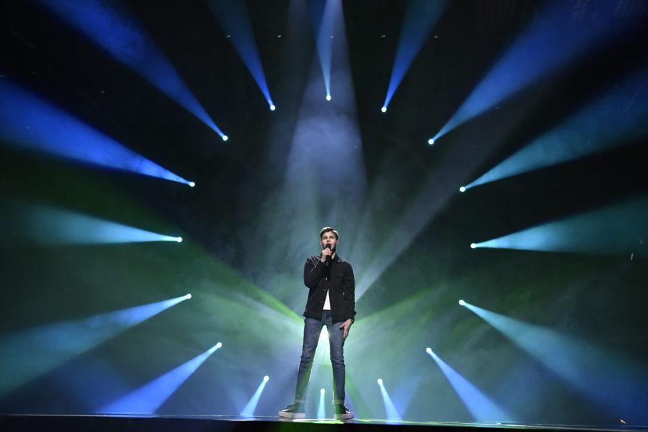Bishara i topp i publikundersökningen inför Melodifestivalen 2019 i Lidköping