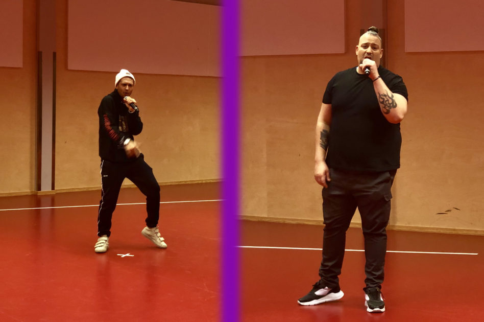 Vlad Reiser mot Nano: Andra chansen-duell 2 i Melodifestivalen 2019