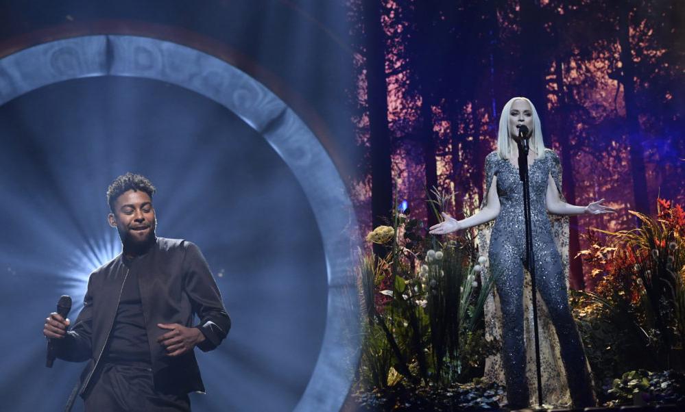 Spotify-toppen i Melodifestivalen 2019: John Lundvik Sverige-etta – Anna Bergendahl går starkt inför Andra chansen