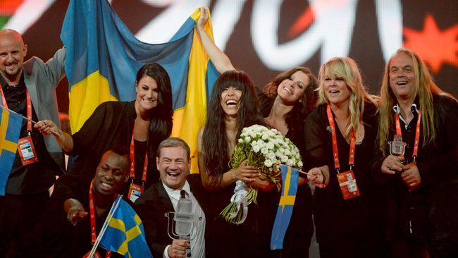 Gåshudsvarning när Melodifestivalen får HallofFame