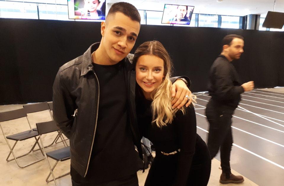 Nano, Hanna Ferm & LIAMOO och Malou Prytz: Backstagerepen inför Melodifestivalen 2019-finalen
