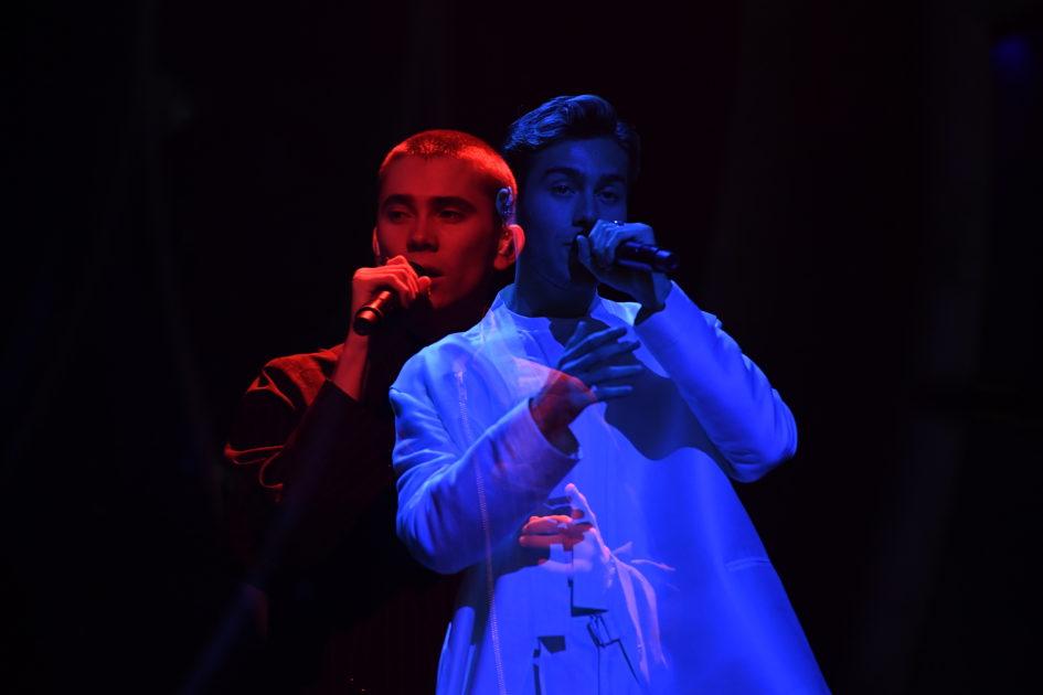 Benjamin Ingrosso och Felix Sandman öppnar Melodifestivalen 2019-finalen