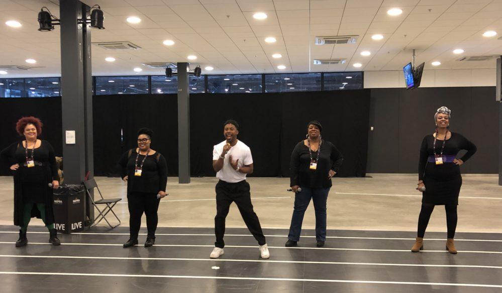 John Lundvik, Wiktoria och Arvingarna: Backstagerepen inför Melodifestivalen 2019-finalen