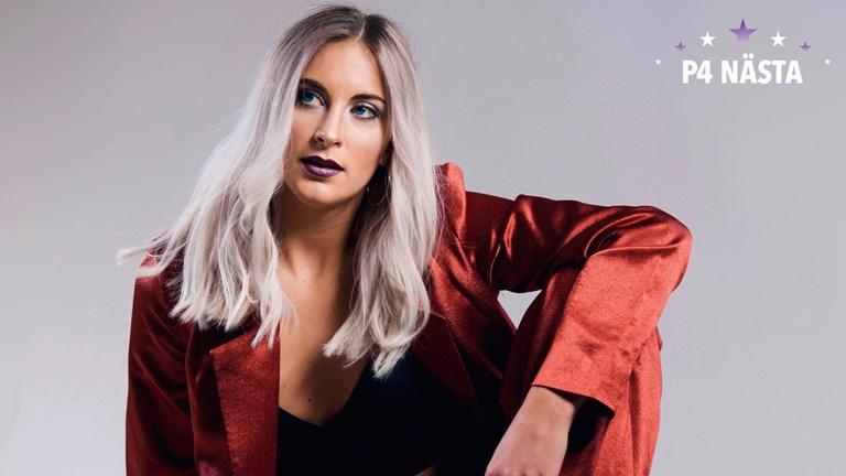 Amanda Aasa klar för Melodifestivalen 2020