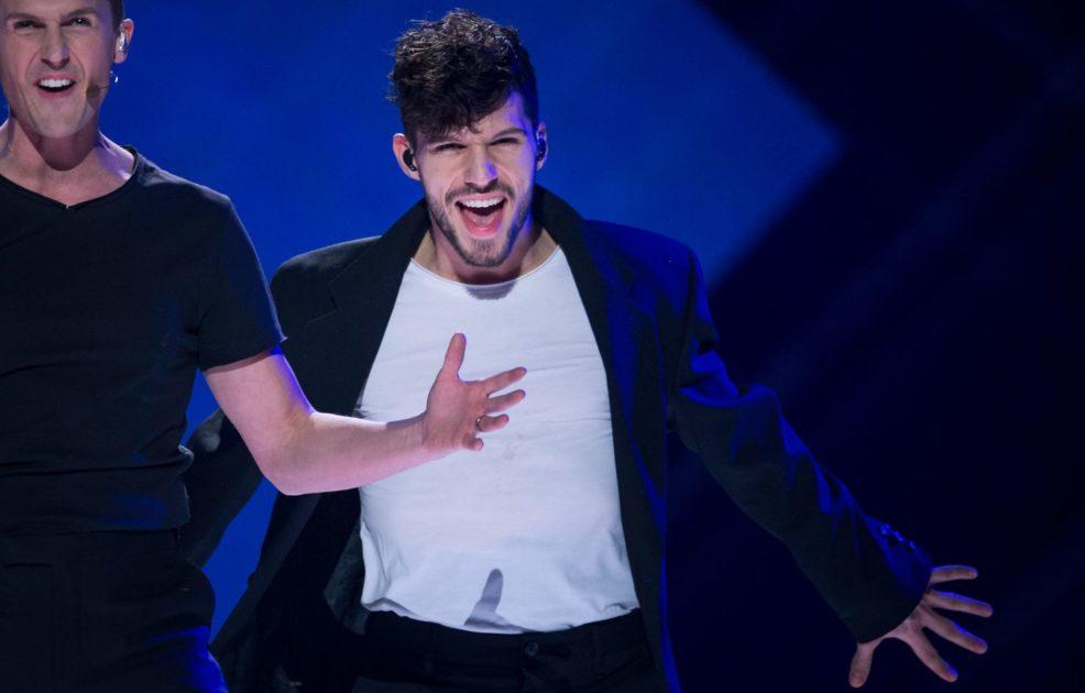 Melodifestivalens husdansare 2020 – med rekordmannen Edin Jusuframic