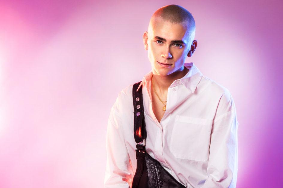 "Bidragsbibeln: Felix Sandman med ""Boys With Emotions"" i Melodifestivalen2020"