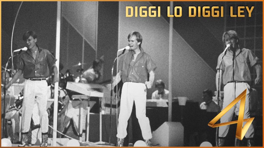 Diggi loo diggi ley väljs in i Melodifestivalens Hall of Fame