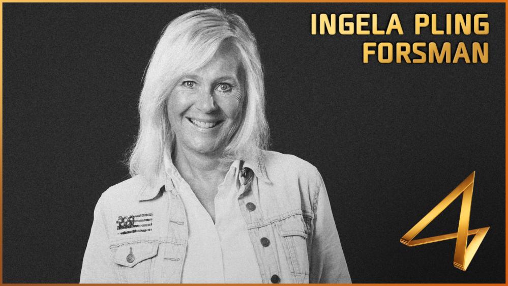 """Ingela """"Pling"""" Forsman väljs in i Melodifestivalens Hall of Fame"""