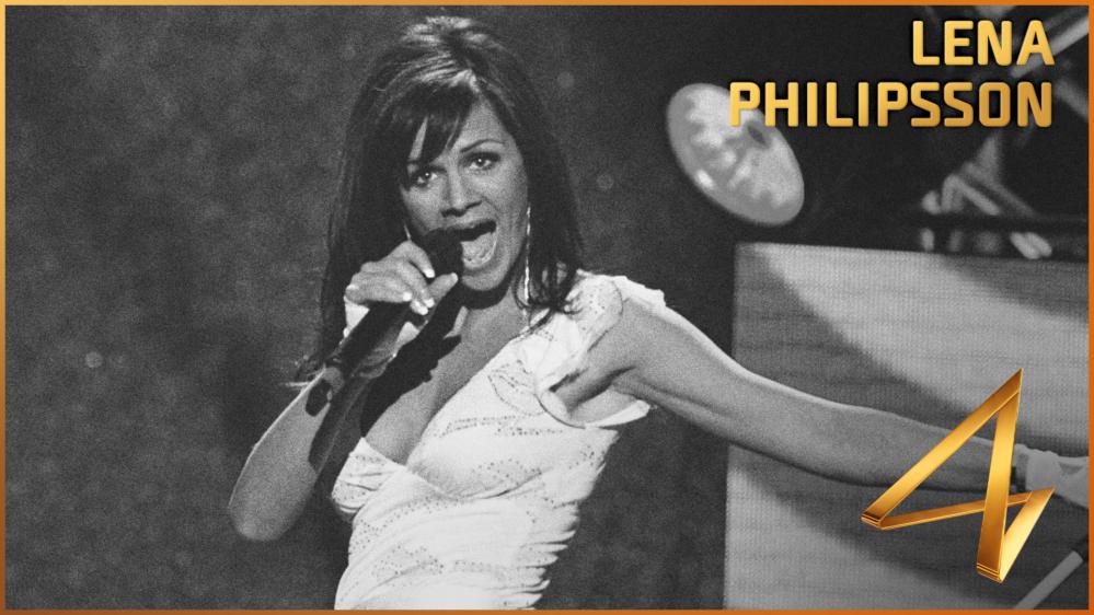 Lena Philipsson väljs in i Melodifestivalens Hall of Fame