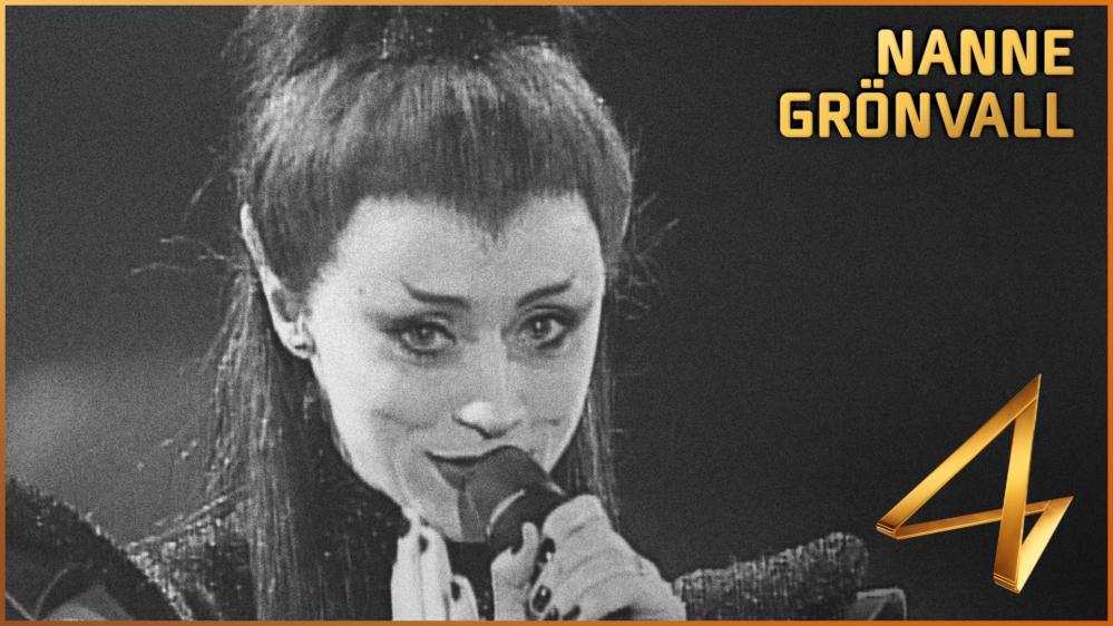 Nanne Grönvall väljs in i Melodifestivalens Hall of Fame