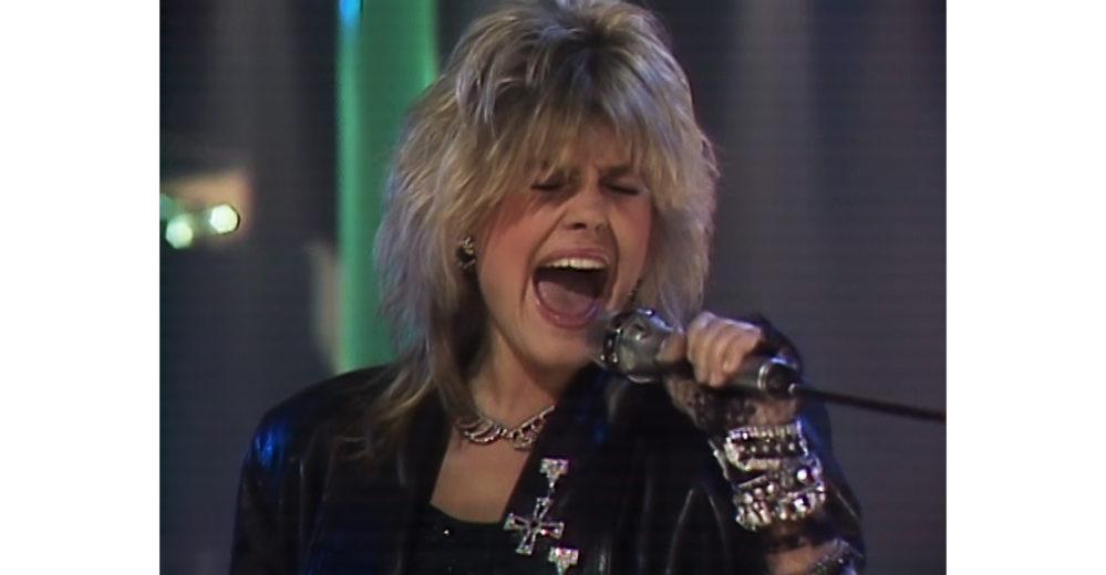 Pernilla Wahlgrens klassiska skandal i Melodifestivalen 1985 – grundades på en myt