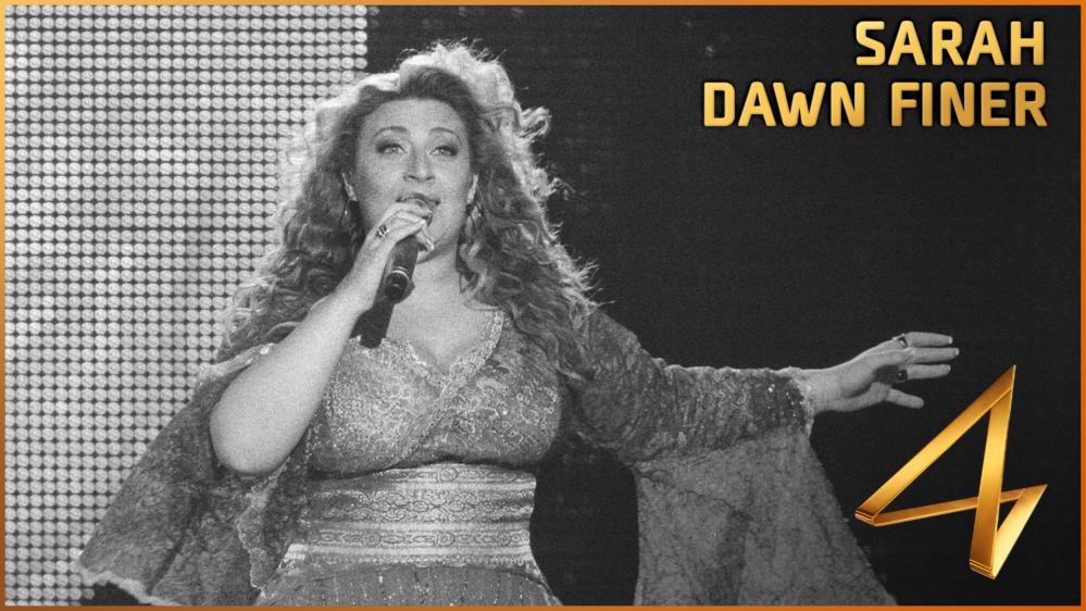Sarah Dawn Finer väljs in i Melodifestivalens Hall of Fame