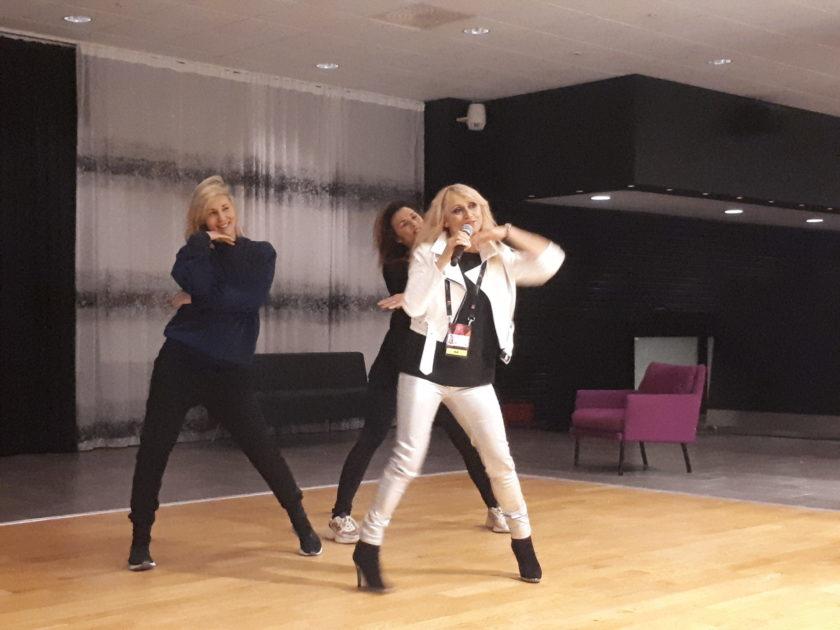 De dolda repetitionerna: Så var artisternas första test inför Melodifestivalen 2020 i Malmö