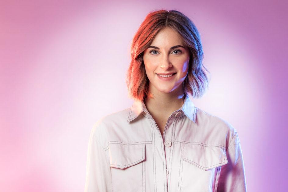 "Bidragsbibeln: Amanda Aasa med ""Late"" i Melodifestivalen 2020"
