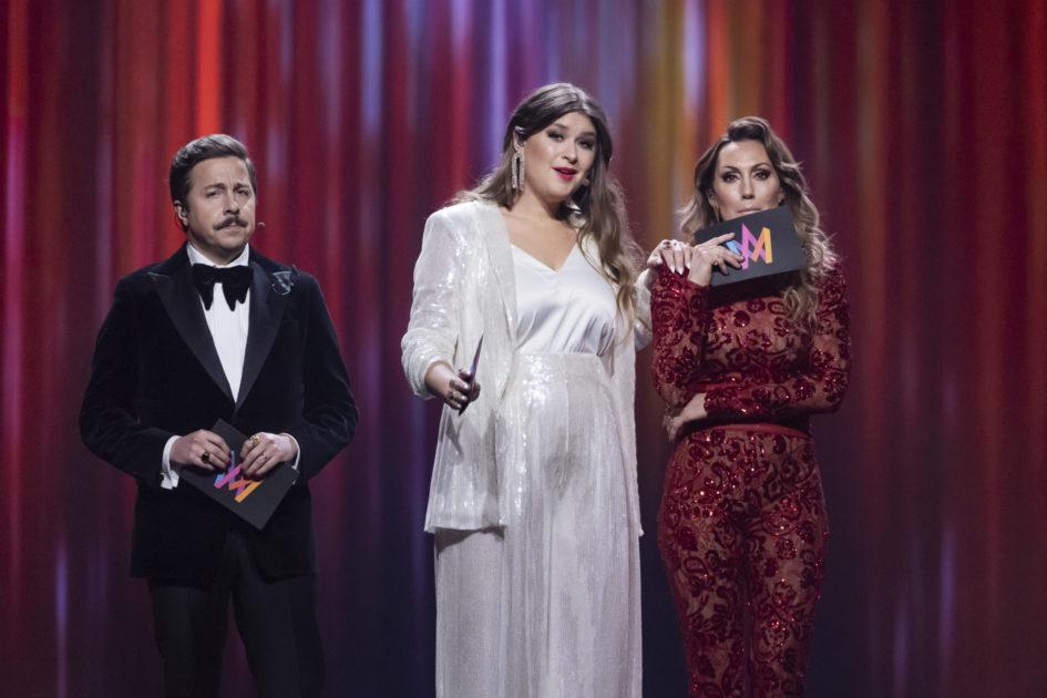 Antal röstande presenteras i Melodifestivalen 2020 – inte antal röster