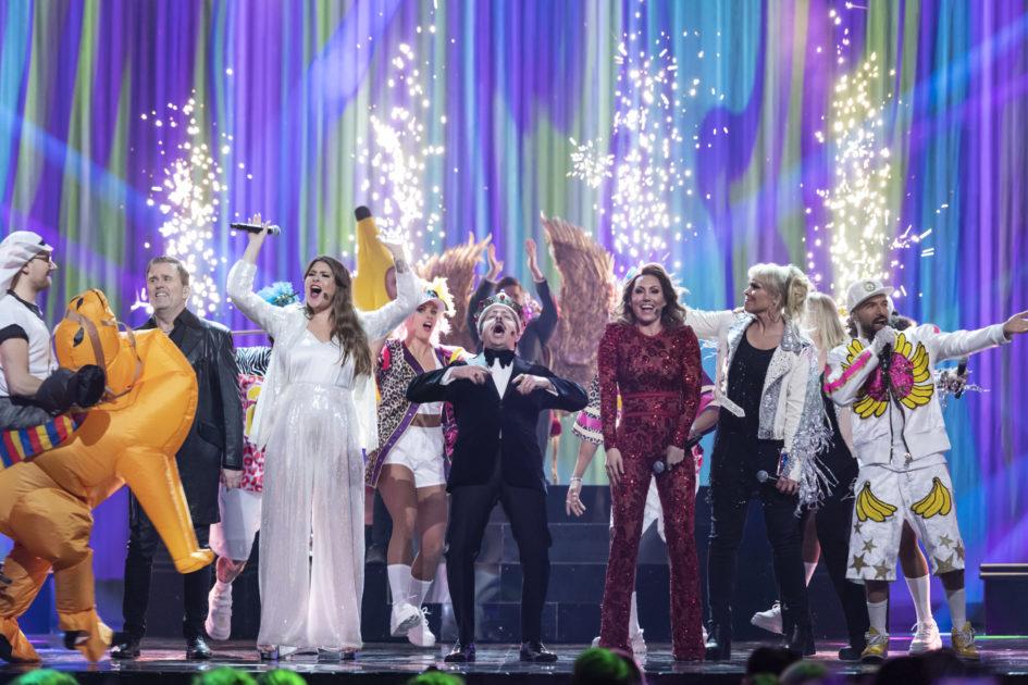 Tävlingen och historien i fokus: Så blir Melodifestivalen2020