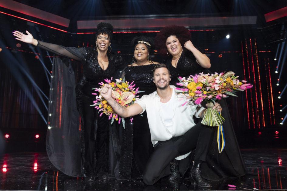 The Mamas och Robin Bengtsson till final i Melodifestivalen2020