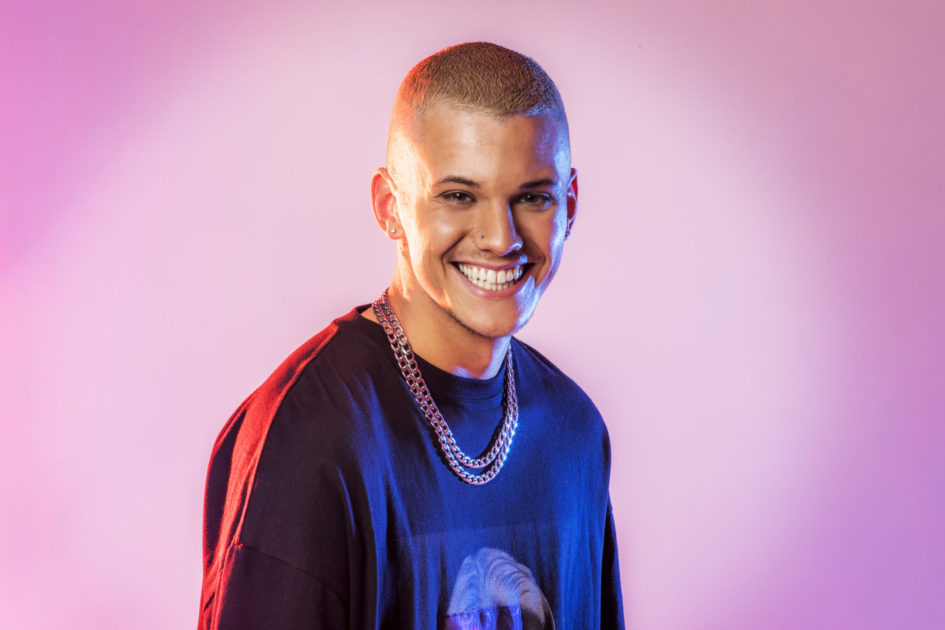 "Bidragsbibeln: William Stridh med ""Molnljus"" i Melodifestivalen 2020"
