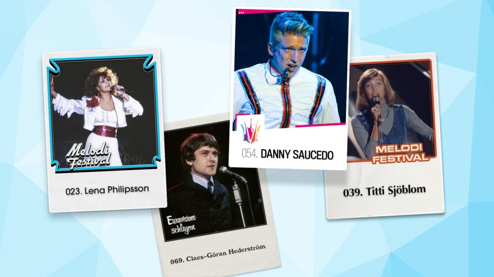 Årets succé: Vad vill du kunna göra med All Stars-korten i Melodifestivalens app?