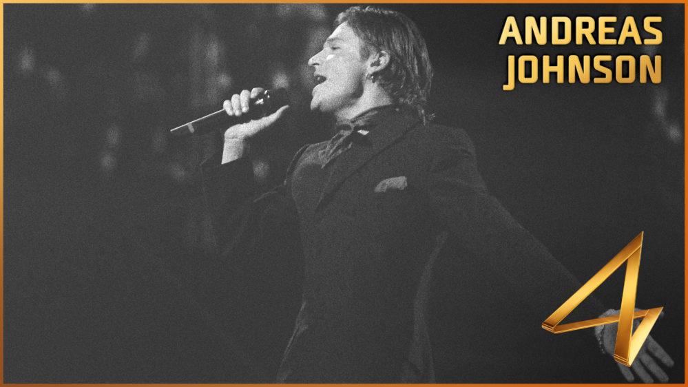 Andreas Johnson väljs in i Melodifestivalens Hall of Fame
