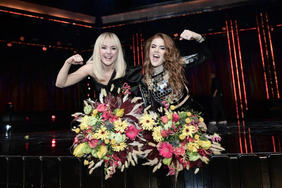 Anna Bergendahl och Dotter till final i Melodifestivalen2020